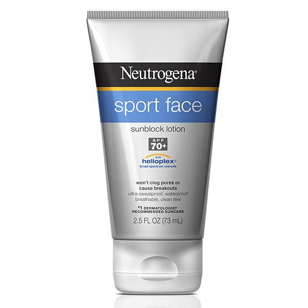 Dica de Produto: Protetor solar Sport Face da Neutrogena