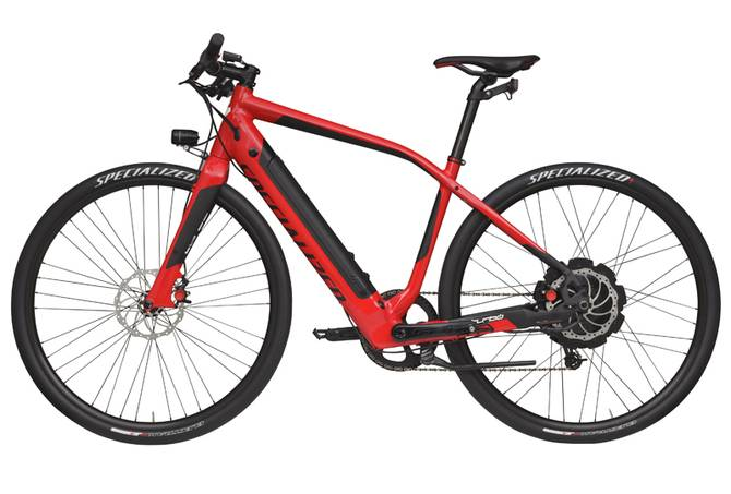 Specialized Turbo Electric Bike >> Specialized Turbo: A bicicleta elétrica mais rápida do mundo! | PraQuemPedala