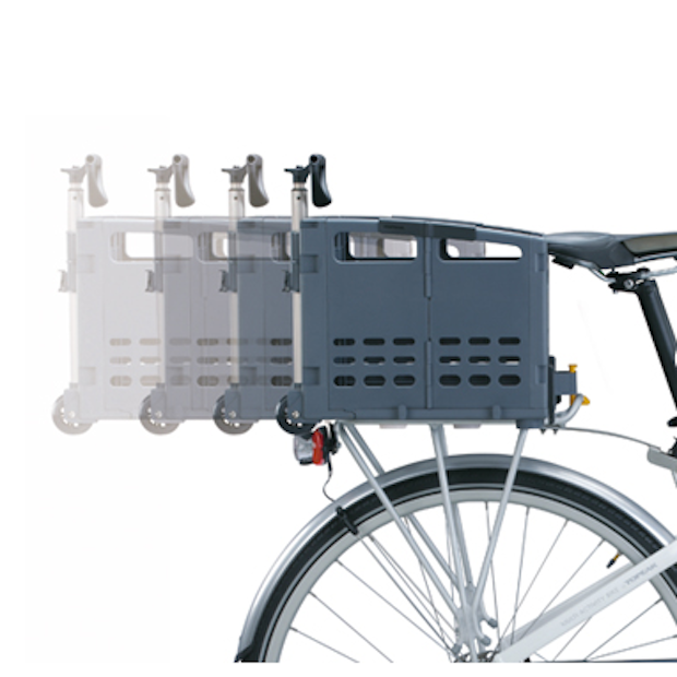 Cesta dobr vel para carregar compras na bike praquempedala - Cestas para bicicletas ...