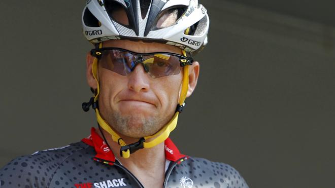 """b9f1e9abbee3a Lance Armstrong  """"Eu provavelmente me doparia novamente"""" – PraQuemPedala"""