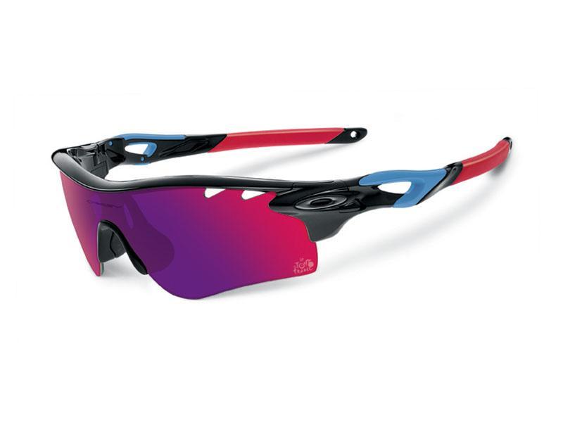 5f4fa9657 Na minha opinião os óculos da Oakley são os melhores que existem para  pedalar. Tem dois anos que eu utilizo um Oakley Radar e acho ele fantástico.