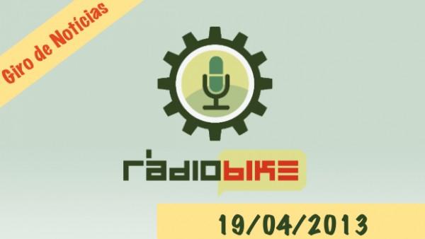Rádio bike imagem