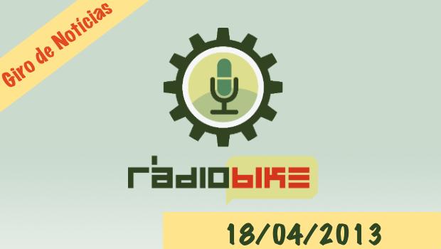 Rádio Bike – Giro de Notícias – Chris Hoy / Aro 27,5 / Assaltos / Look
