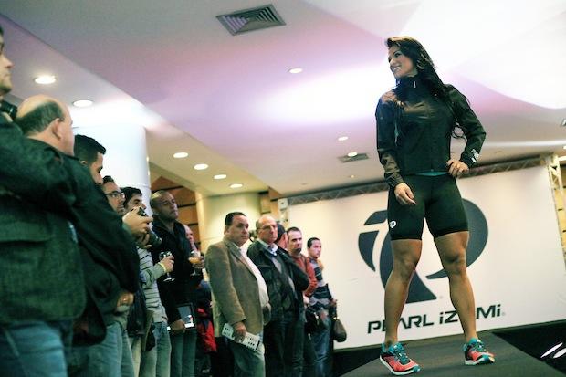 Desfile de modelos Foto: Fernanda Paradizo / Tri Sport