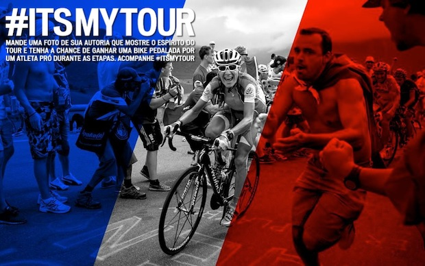 Specialized Brasil lança concurso que vai DAR uma bike utilizada no Tour de France 2013