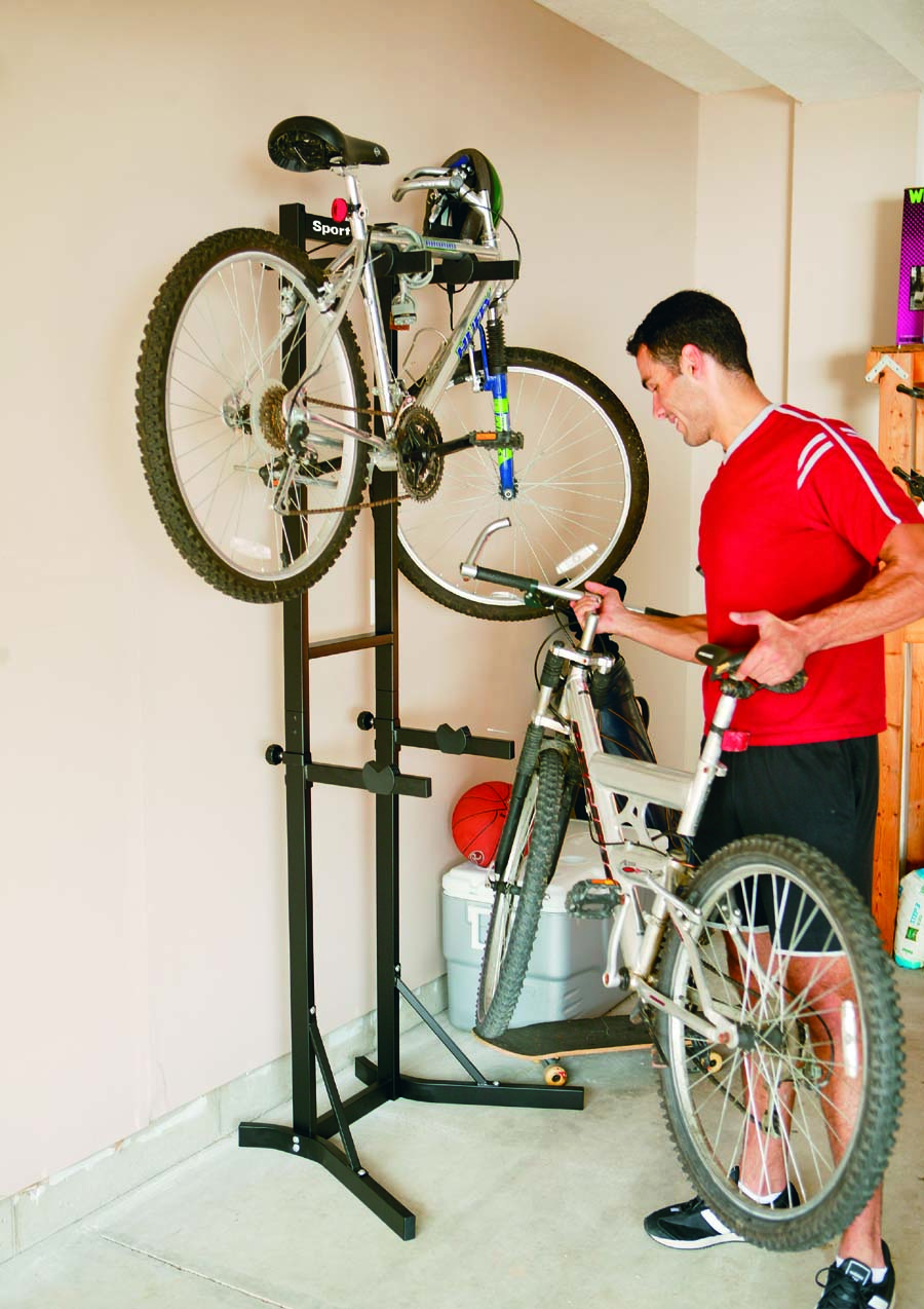 garage bike rack ideas - Thule lança dois novos produtos para bikes no Brasil
