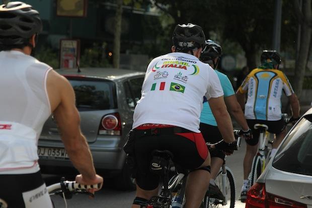 Rua ciclista