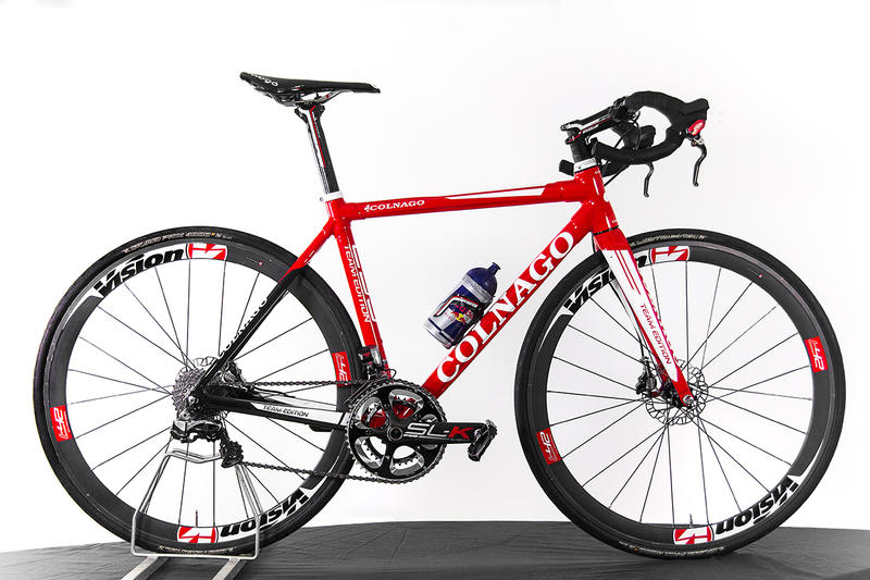 Conhe 231 A A Bike Speed Que Custa Us 25 Mil Utilizada Para