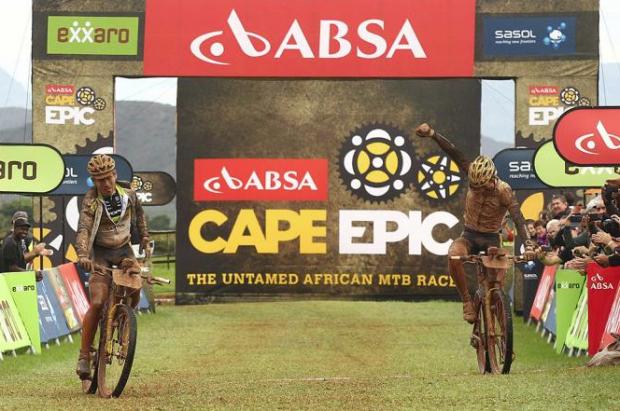 Foto: © Shaun Roy/Cape Epic/Sportzpics