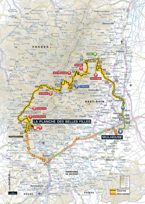Etapa_10_Tour_de_France_2014_mapa