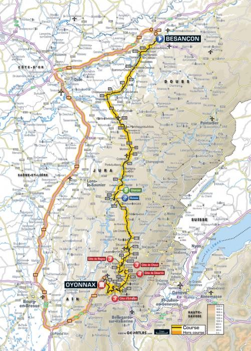 Etapa_11_Tour_de_France_2014_mapa