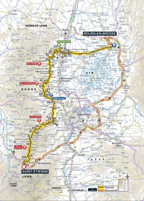 Etapa_12_Tour_de_France_2014_mapa