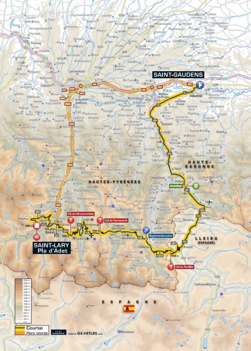 Etapa_17_Tour_de_France_2014_mapa