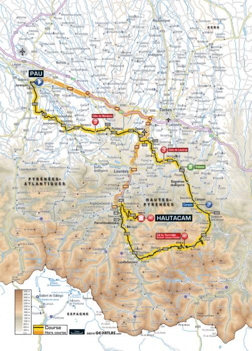 Etapa_18_Tour_de_France_2014_mapa