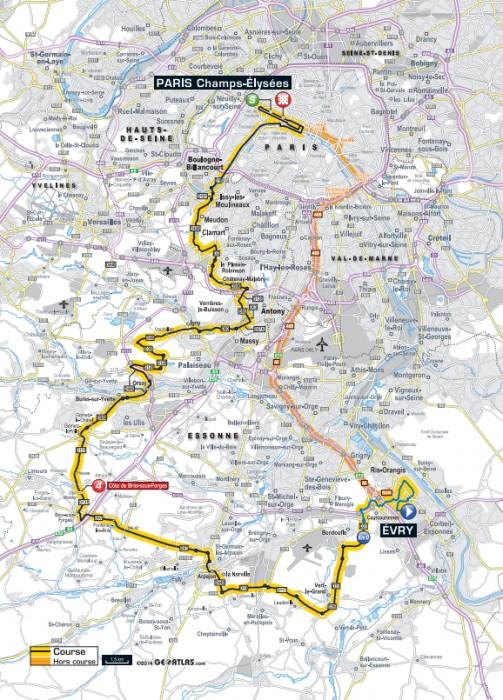 Etapa_21_Tour_de_France_2014_mapa