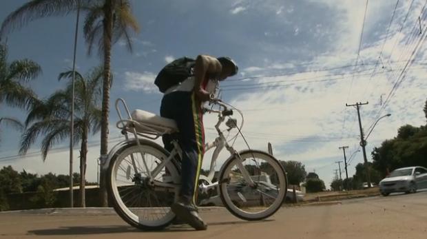 Oito ciclistas já morreram no DF em 2014
