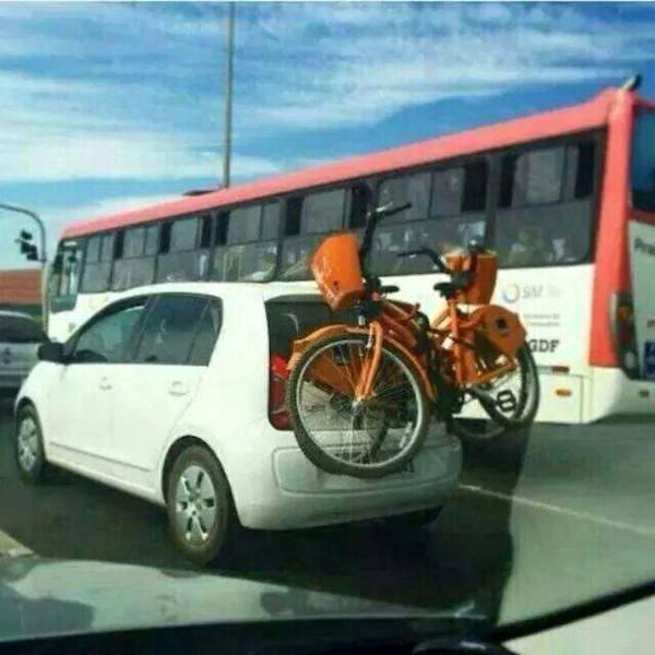 Resultado de imagem para bike brasilia vandalismo