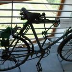 Bike de guerra italiana