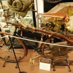 Bicicleta desenvolvida nos Estados Unidos na Primeira Guerra.  Foto: Peter Suciu