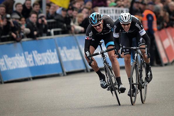 CYCLING-BEL-OMLOOP-HET-NIEUWSBLAD-RACE