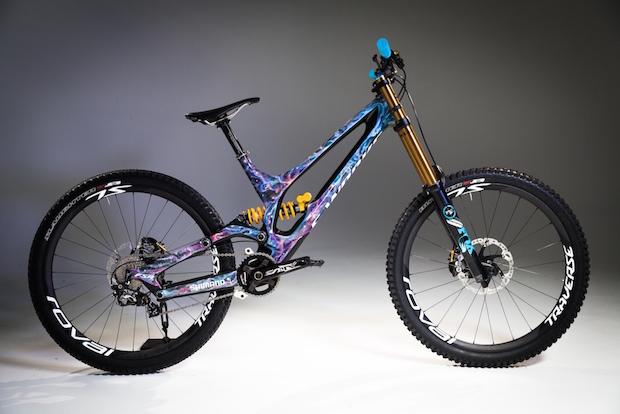 A Linda Bike Demo 8 Customizada De Ken Block Praquempedala