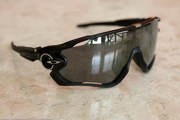 b59c7f1784245 Testado   Óculos Oakley Jawbreaker – PraQuemPedala