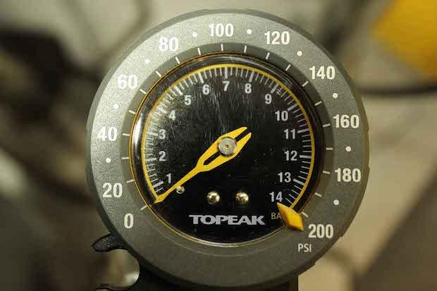 Pump Test: visitante poderá testar as bombas da Topeak em diferentes tipos de pneus