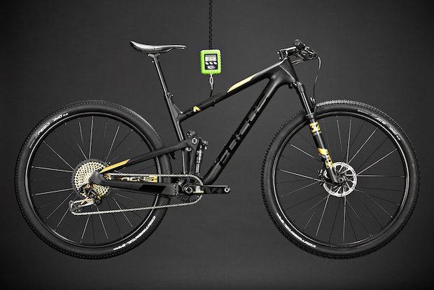 f3cd2ff8a Essa bike feita para XC competitivo vem sendo utilizada por ciclistas como  Florian Vogel