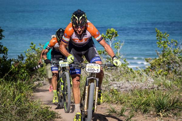 Bart Brentjens. Foto: Fabio Piva / Brasil Ride