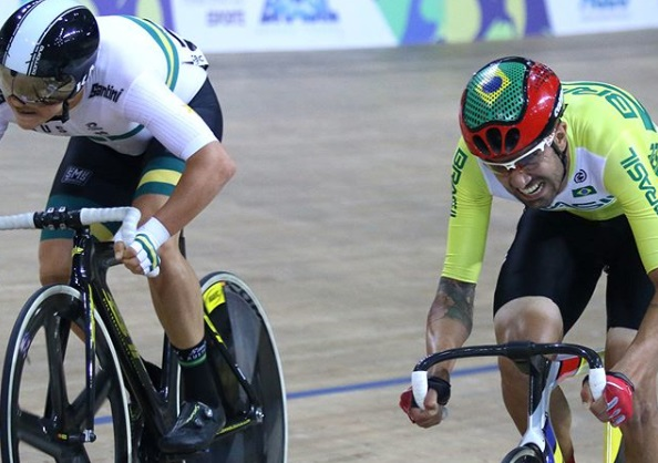 Lauro Chaman Medalhista Paralímpico, Prata na Prova de Estrada, Bronze Prova CRI Rio 2016, 2 X Campeão Mundial 17/18 , Campeão World Cup 2017