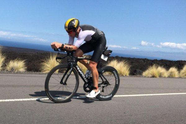 Cameron Wurf o mais rápido no ciclismo.