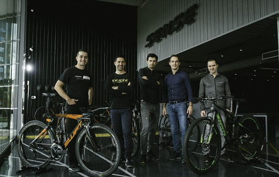 Sense e Swift Carbon - Bruno Senna
