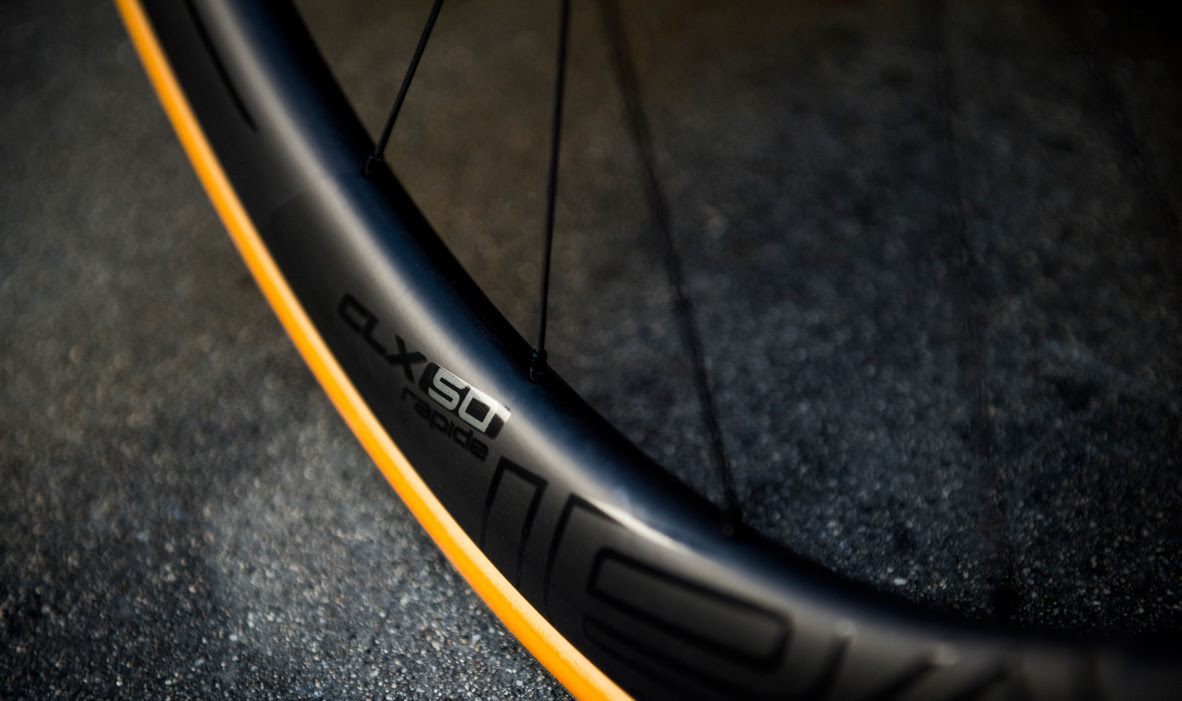 Rodas de Carbono Roval CLX 50