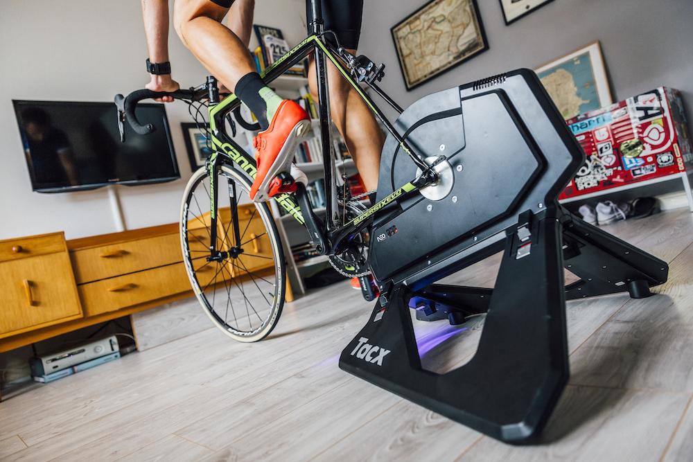 ciclismo indoor strava