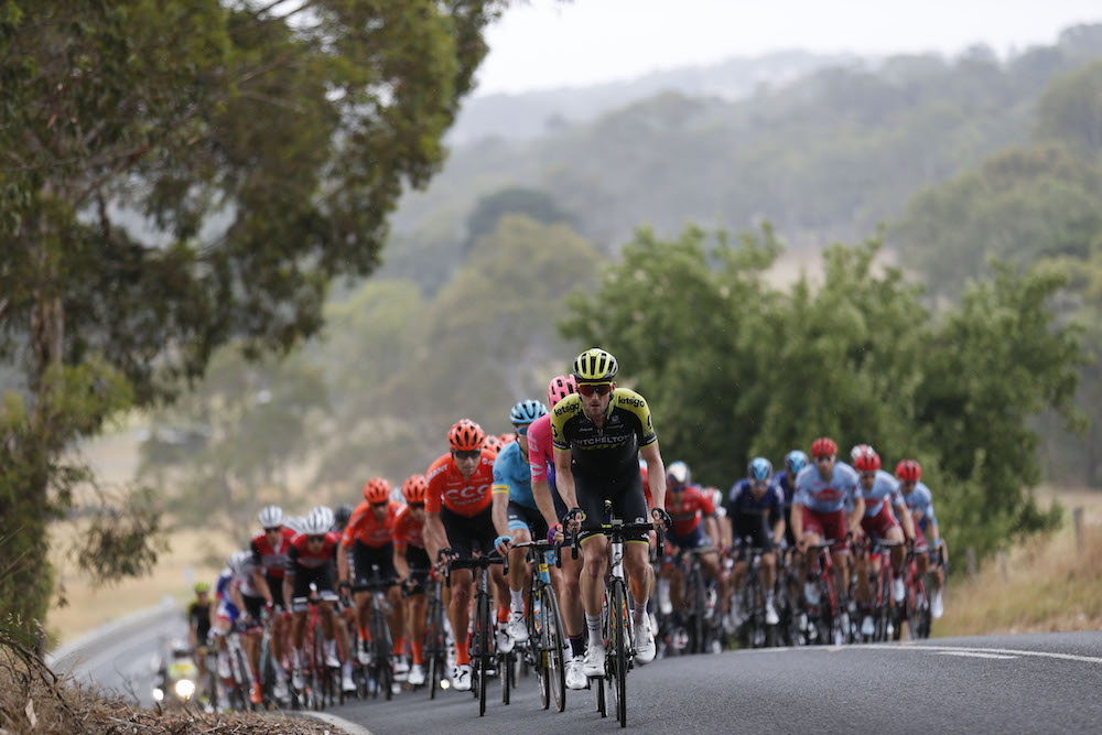 O Fogo na Austrália Vai Atrapalhar o Tour Down Under